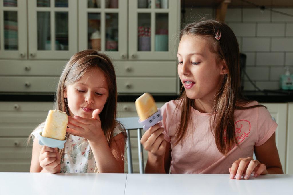 domowe lody bez cukry