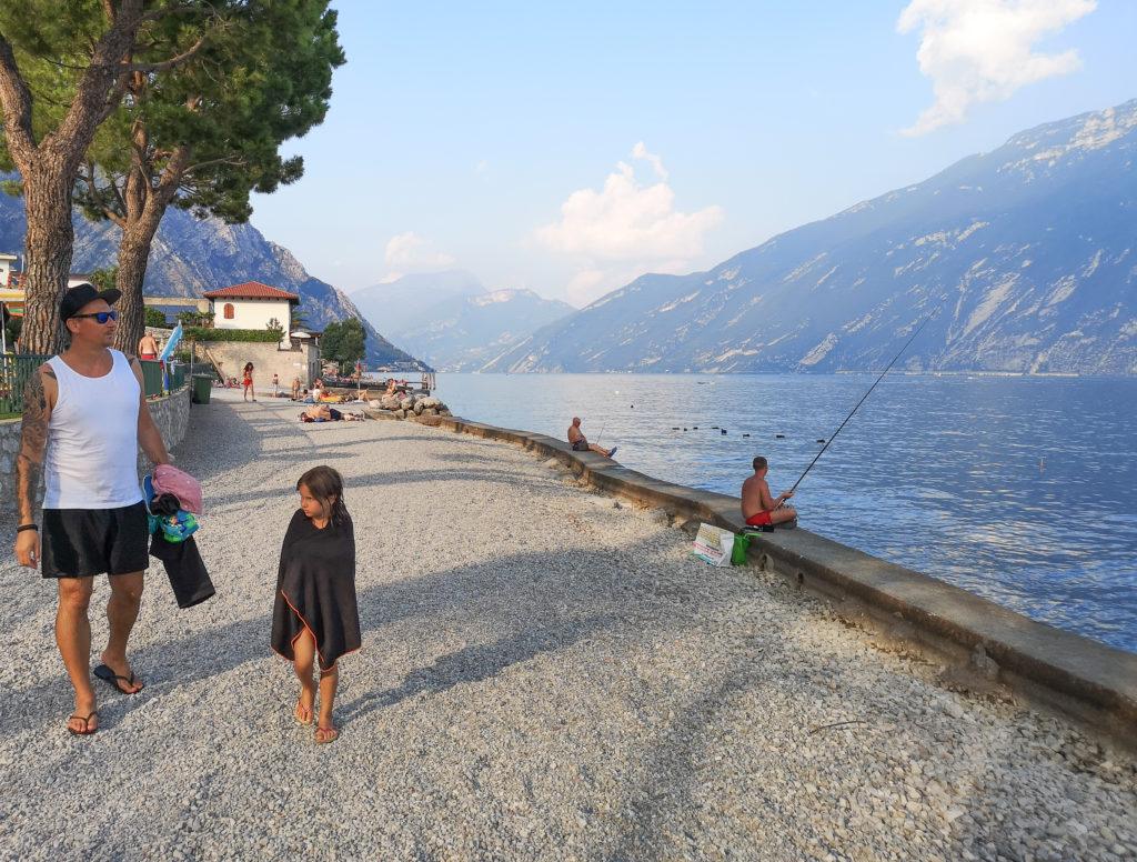jezioro Garda kemping