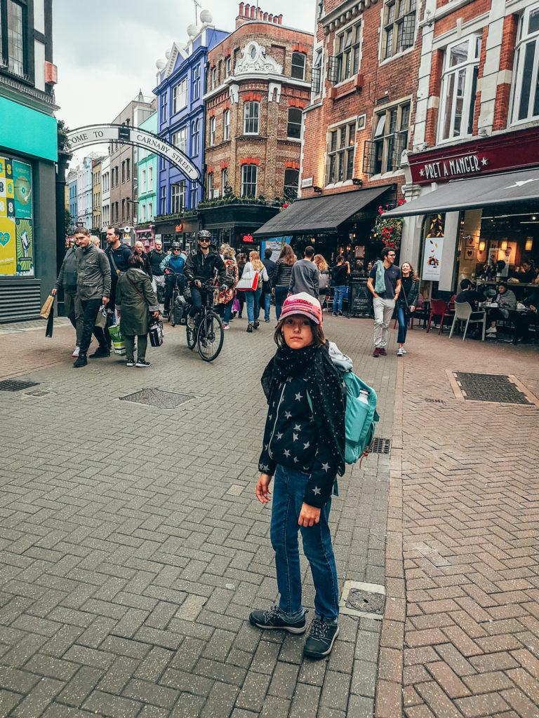 Londyn Carnaby Street