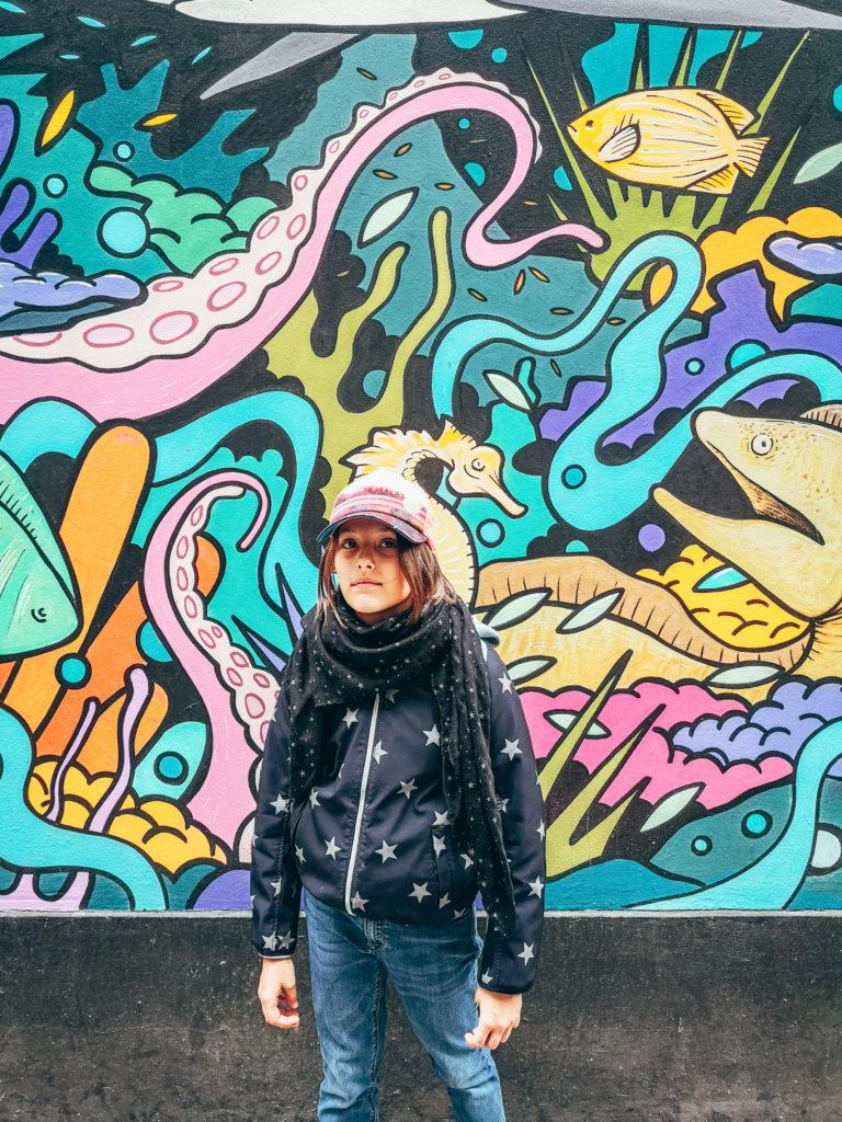 mural Londyh