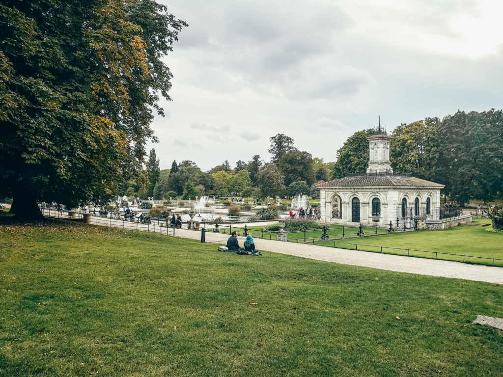 Londyn Hyde Park