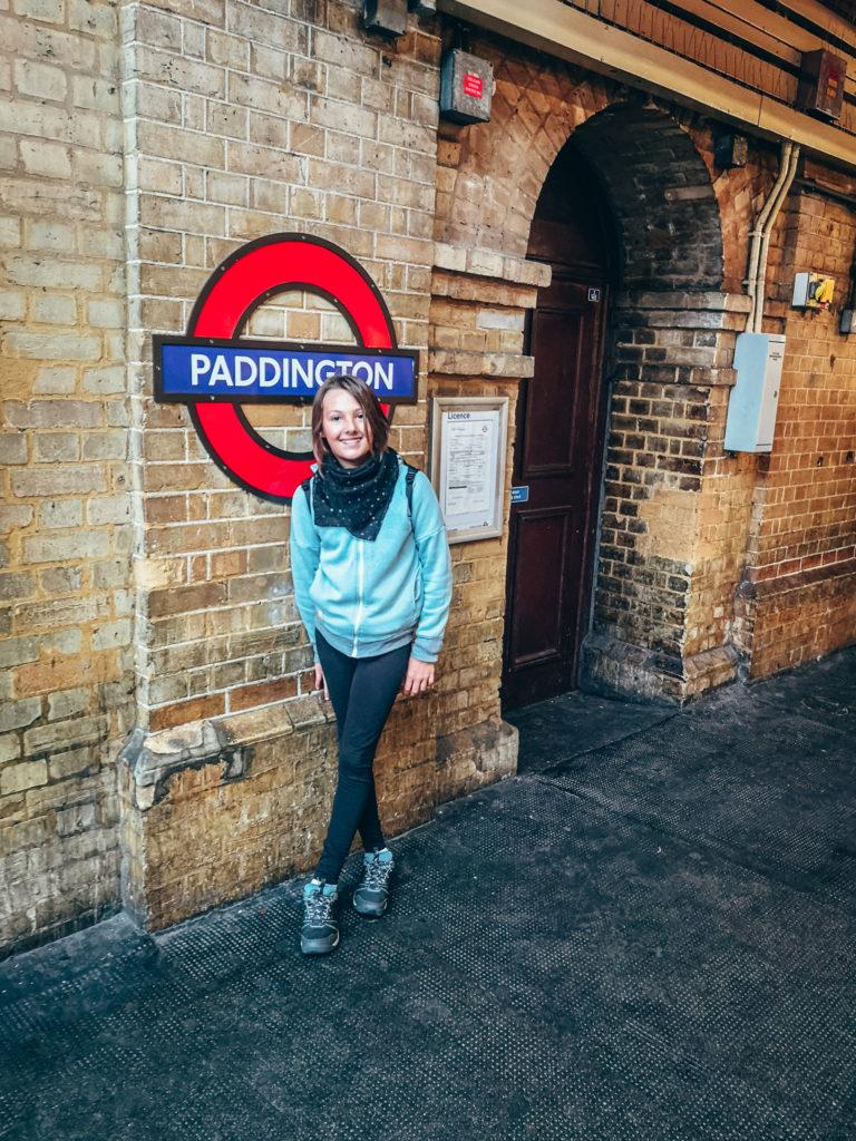 londyn paddington