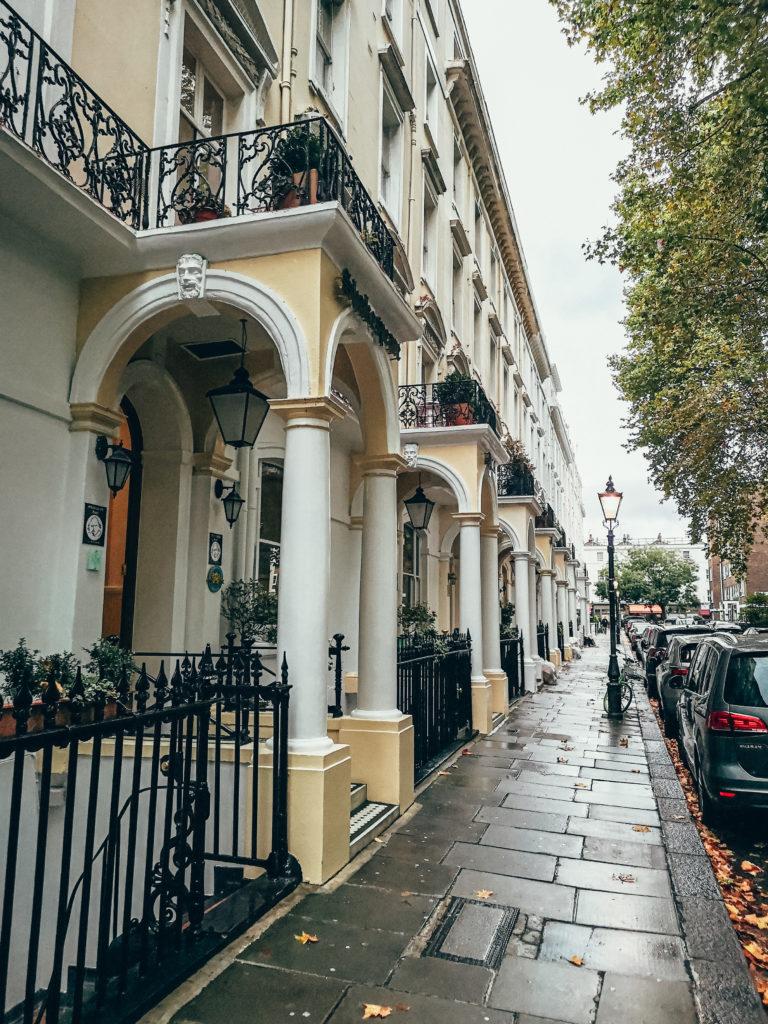 paddington londyn