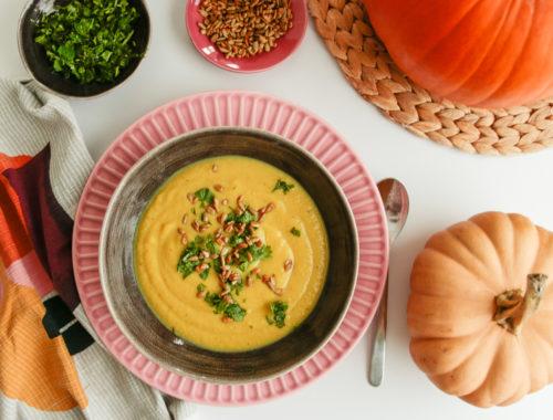 zupa krem z kalafiora