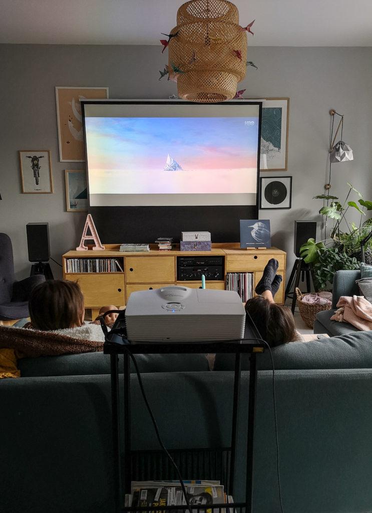 filmy z rzutnika