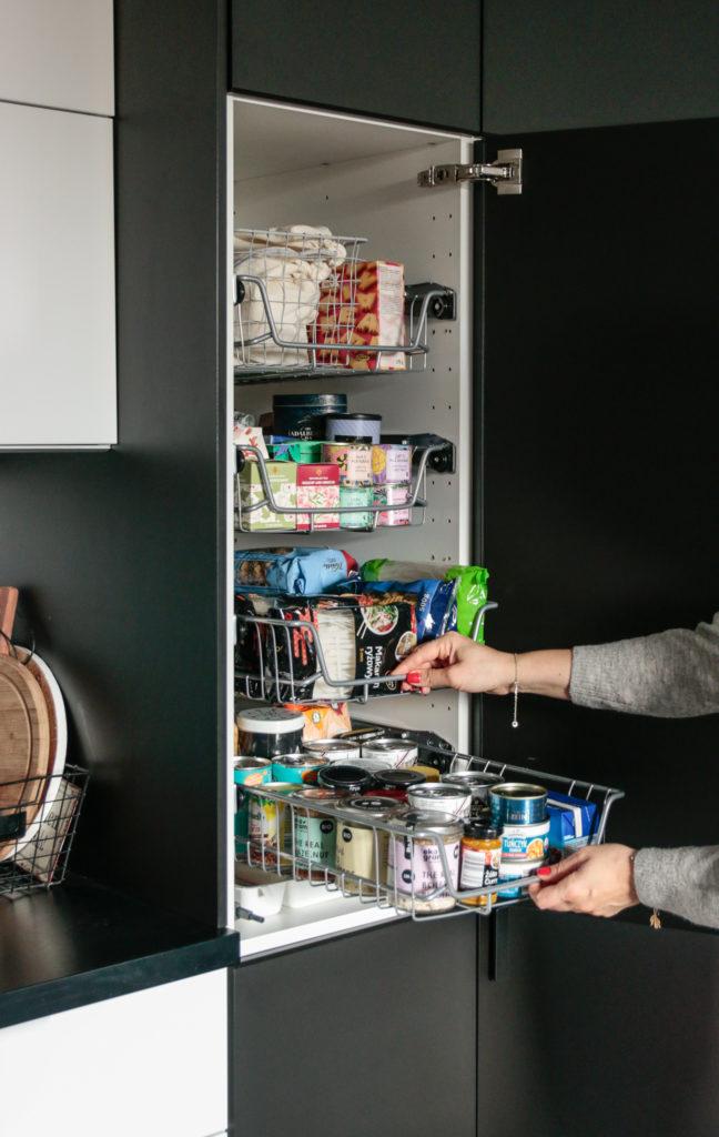 szafka na jedzenie