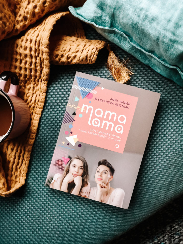 Mama lama książka