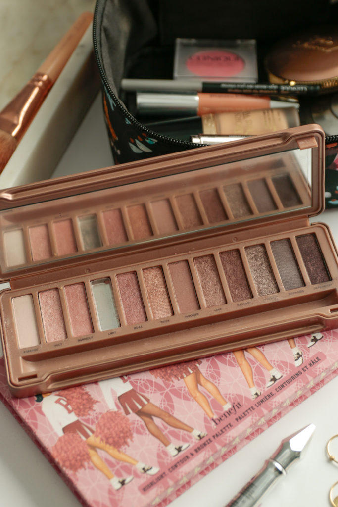 paleta Urban Decay Naked 3