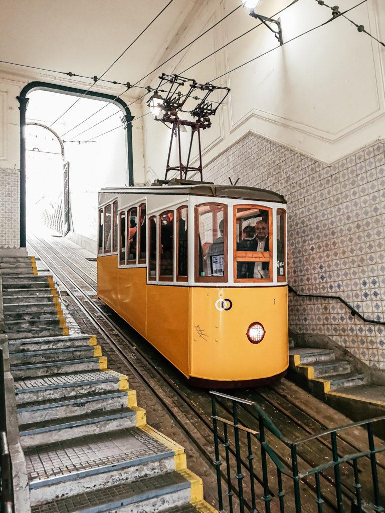 Lizbona tramwaj