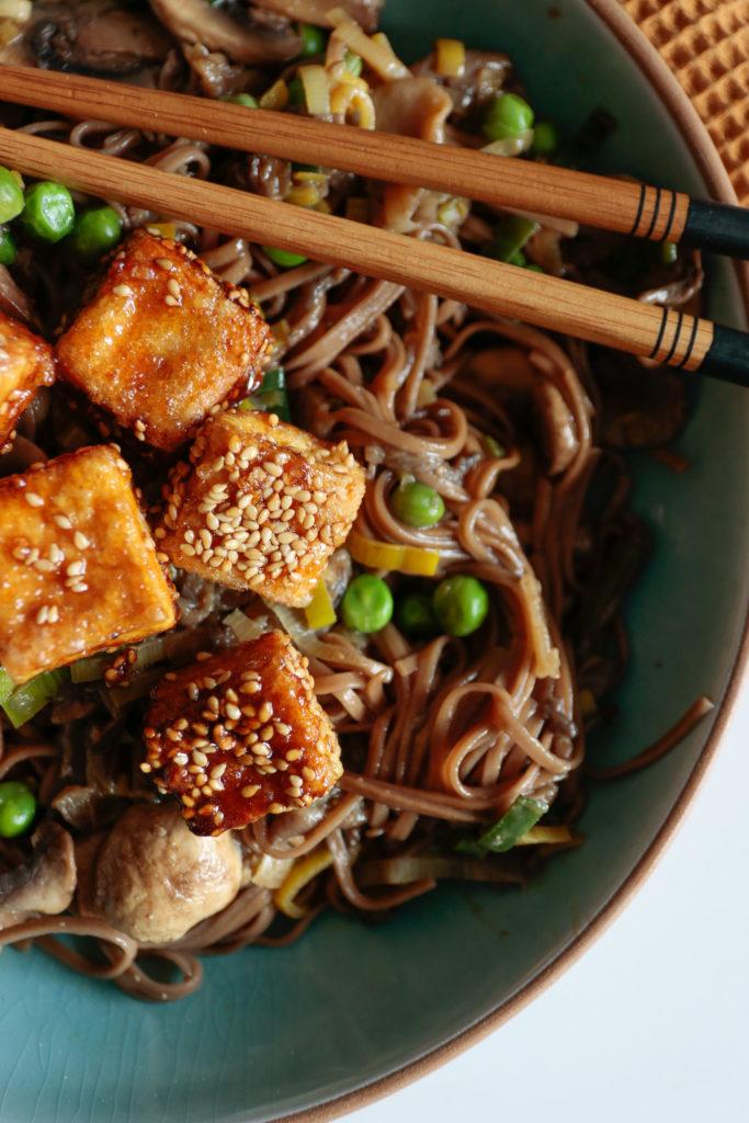 stir-fry z tofu