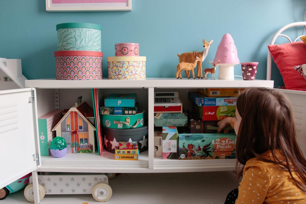 przechowywanie zabawek
