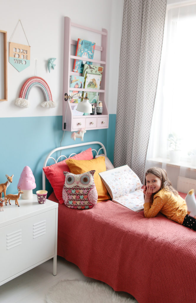 kolorowy pokój dziecięcy