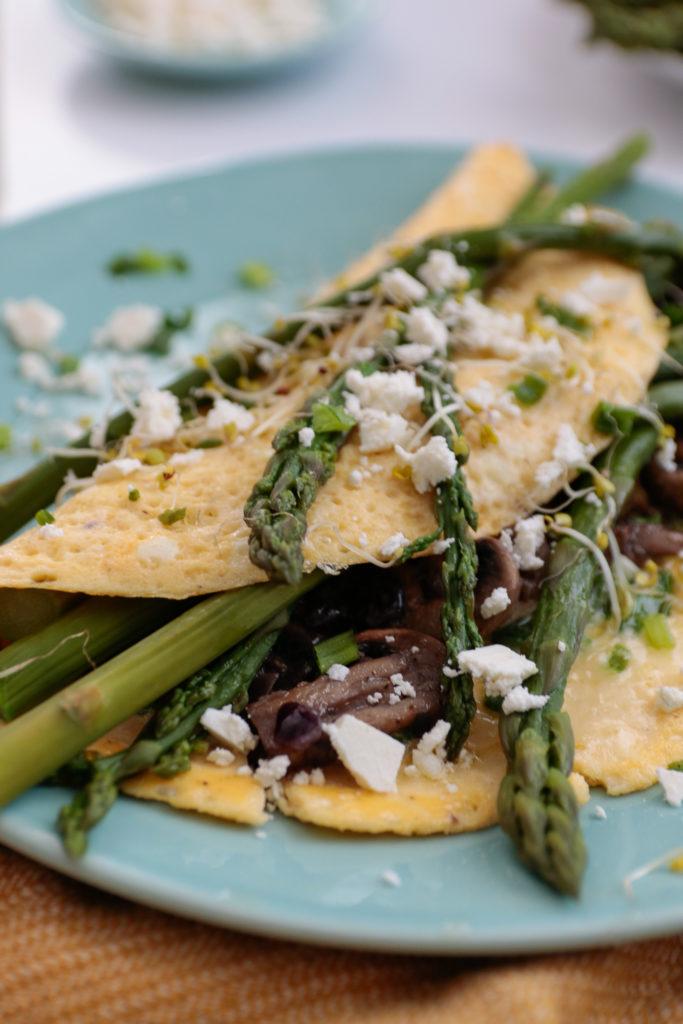 wytrawny omlet
