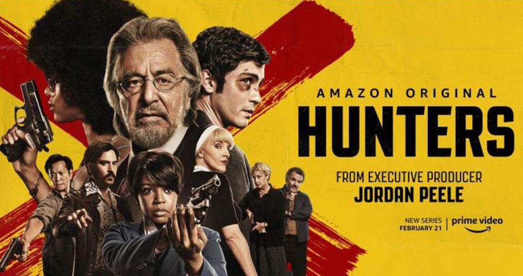 hunters serial prime video