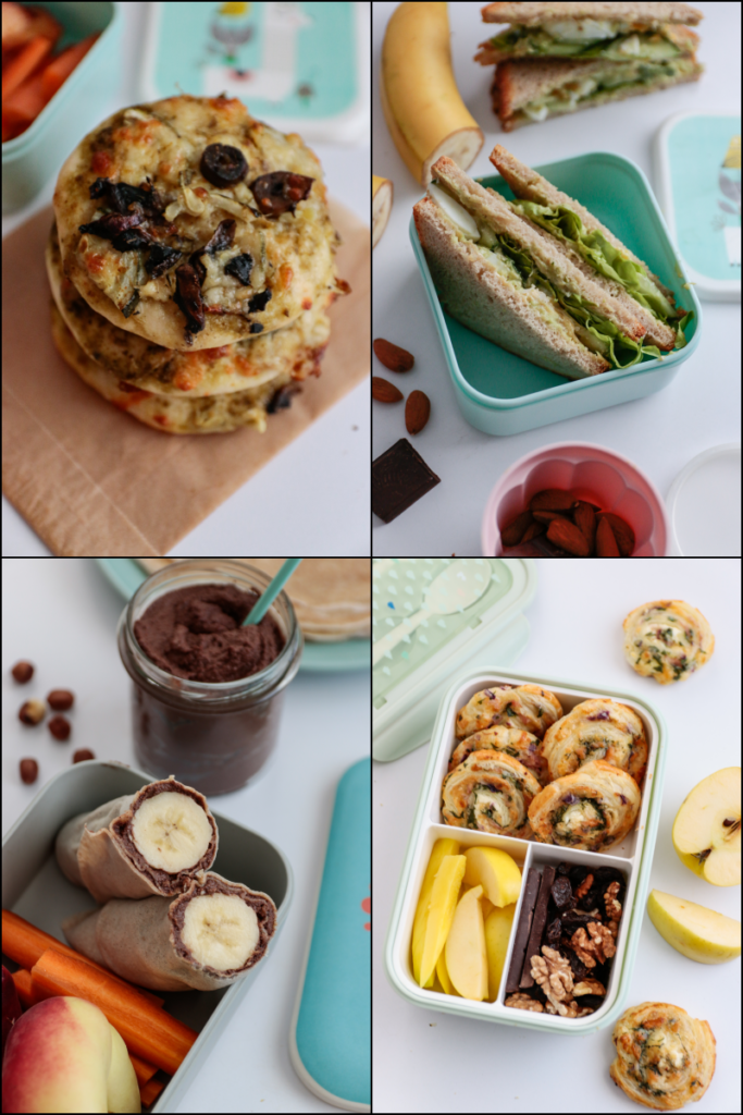 pomysły na lunchbox
