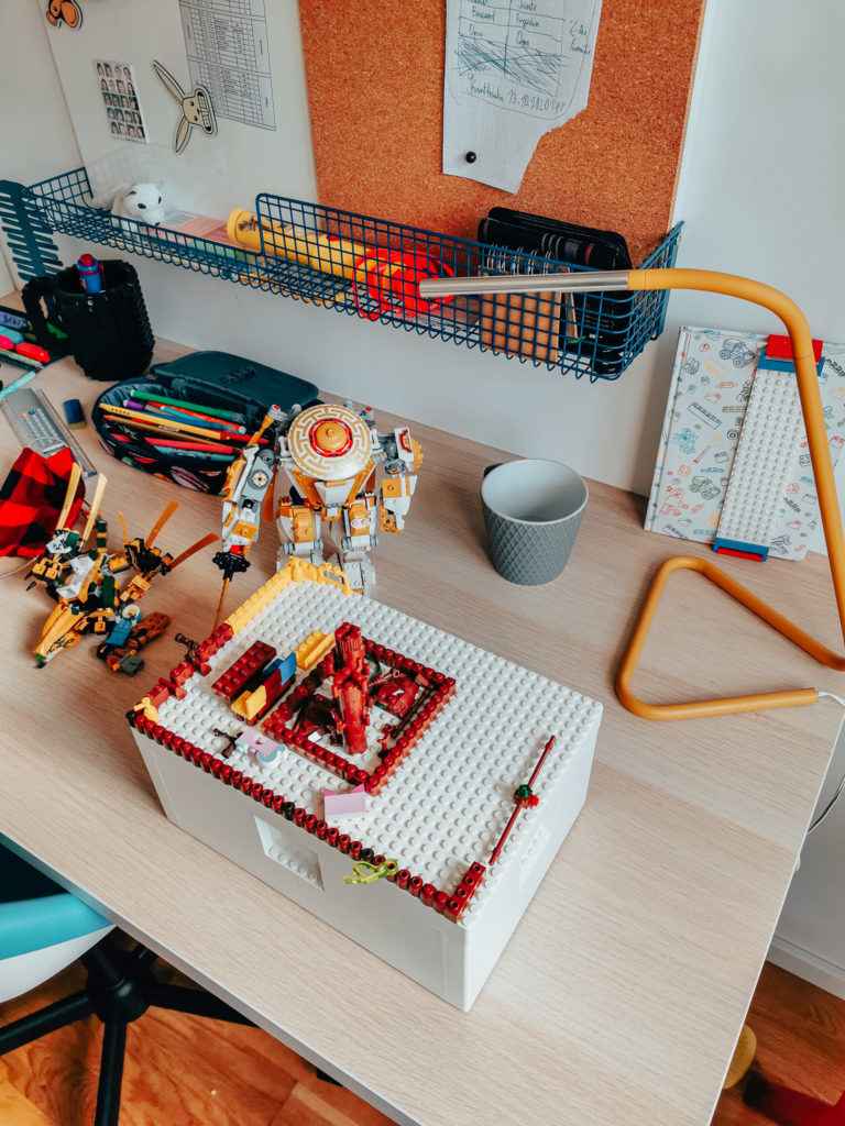 Ikea Lego pudełko