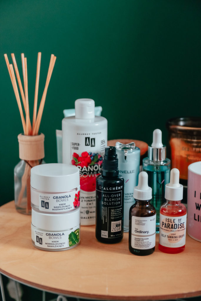 kosmetyki do pielęgnacji