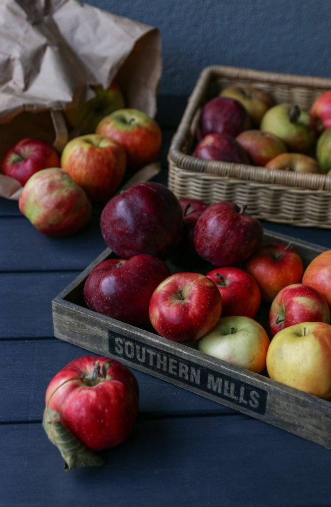 najsmaczniejsze odmiany jabłek