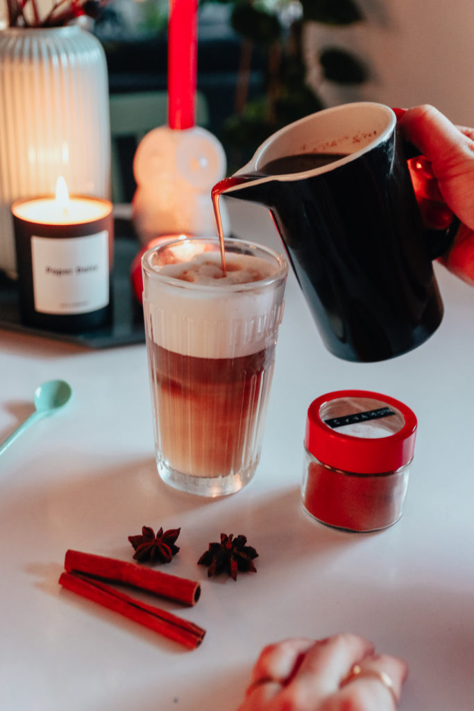 latte piernikowe