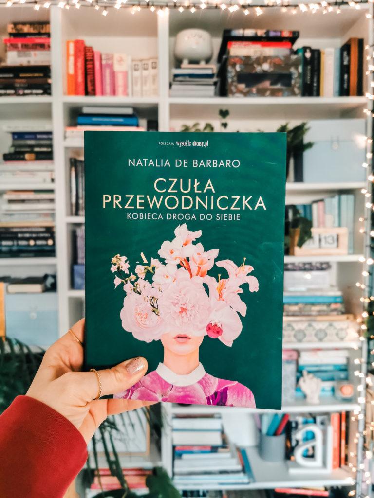 """""""Czuła przewodniczka"""" Natalia de Barbaro"""