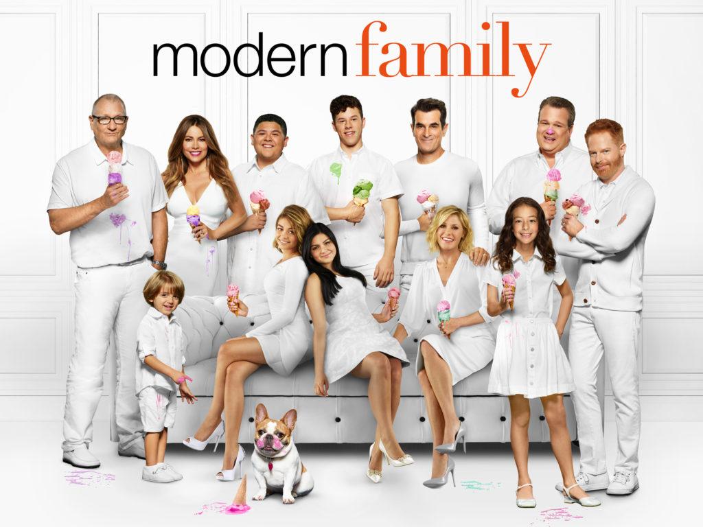 serial Modern Family