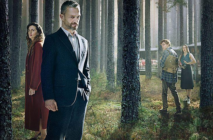 serial W głębi lasu