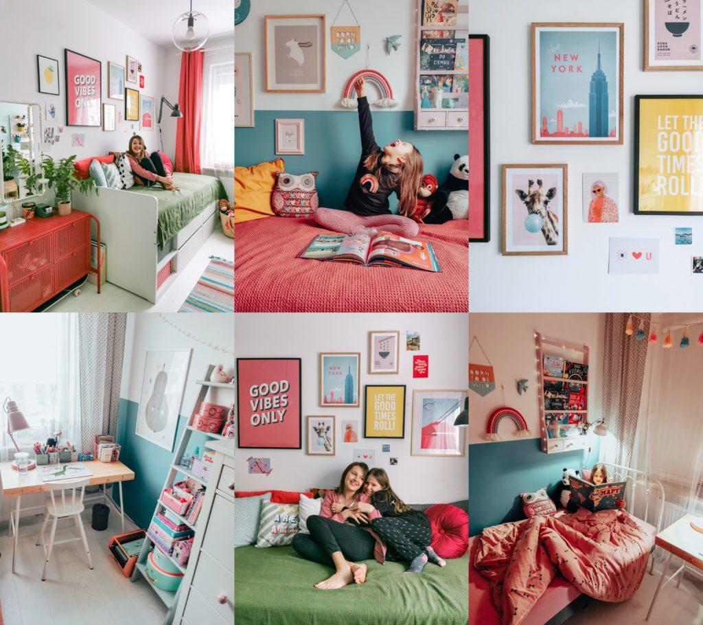 kolorowe pokoje dziecięce