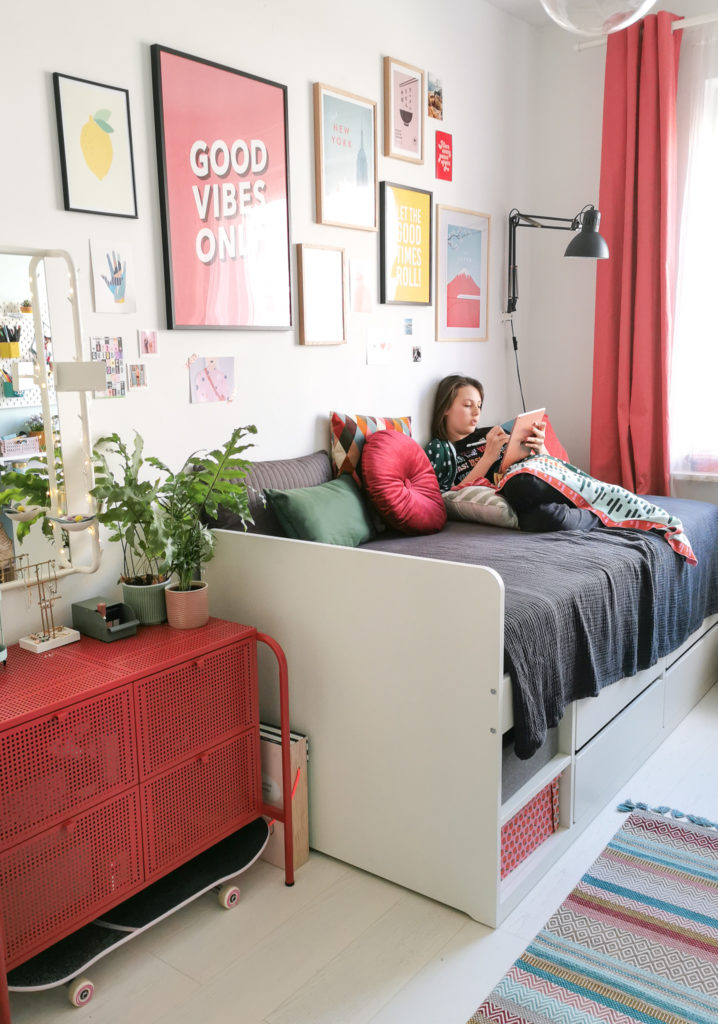 pokój nastolatki