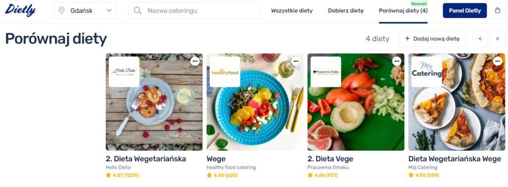 porównanie cateringów